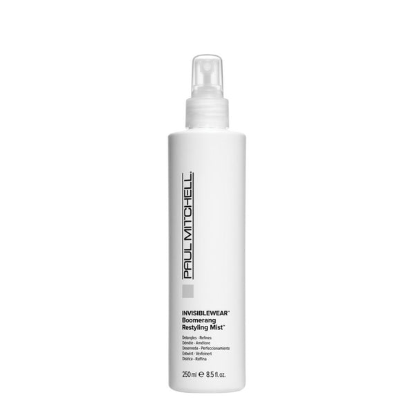 Paul Mitchell_Invisiblewear Boomerang Restyling Mist