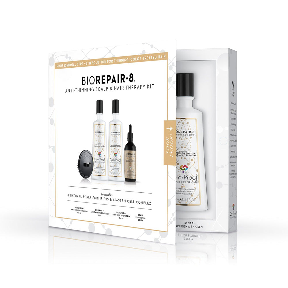 BioRepair-8® Anti-Thinning Scalp & Hair Therapy Kit - AceBeautyCenter