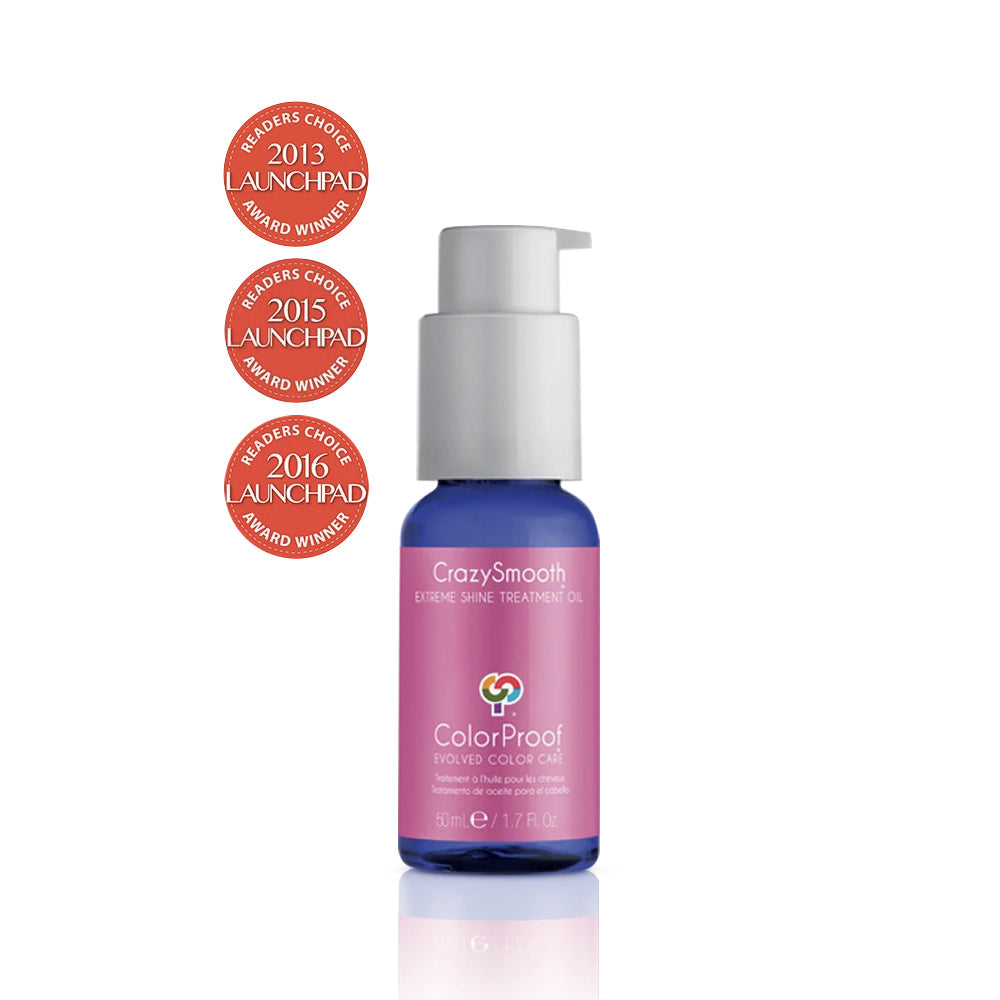 CrazySmooth® Extreme Shine Treatment Oil - AceBeautyCenter