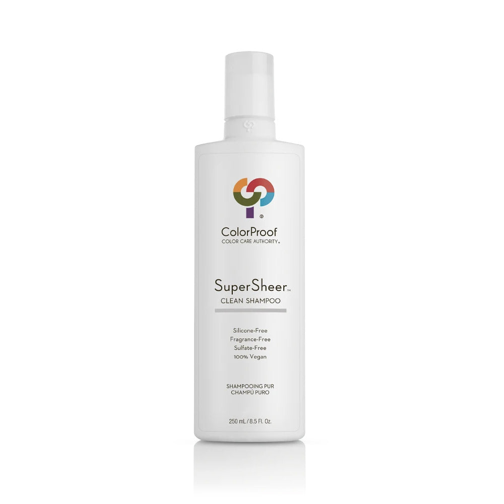 SuperSheer™ Clean Shampoo - AceBeautyCenter