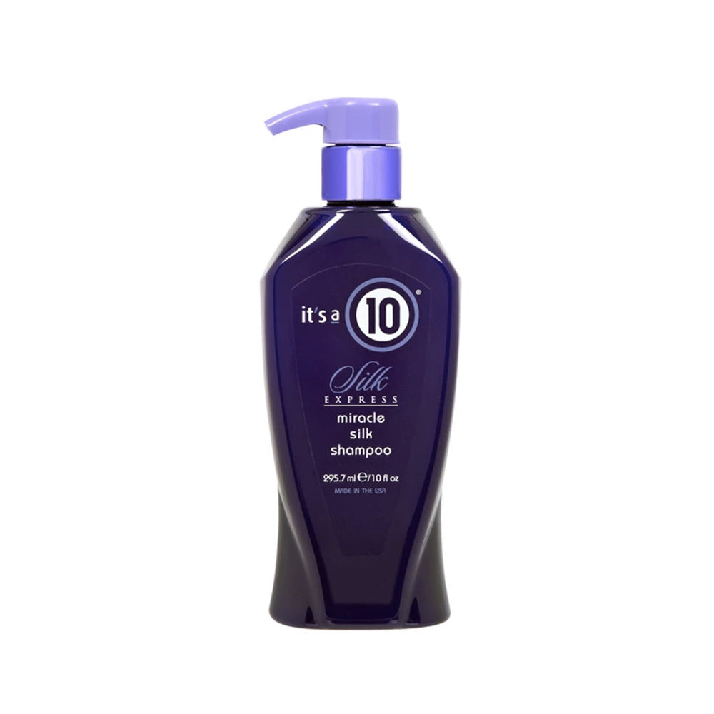 IT'S A 10 SILK EXPRESS MIRACLE SILK DAILY SHAMPOO - Ace Beauty Center