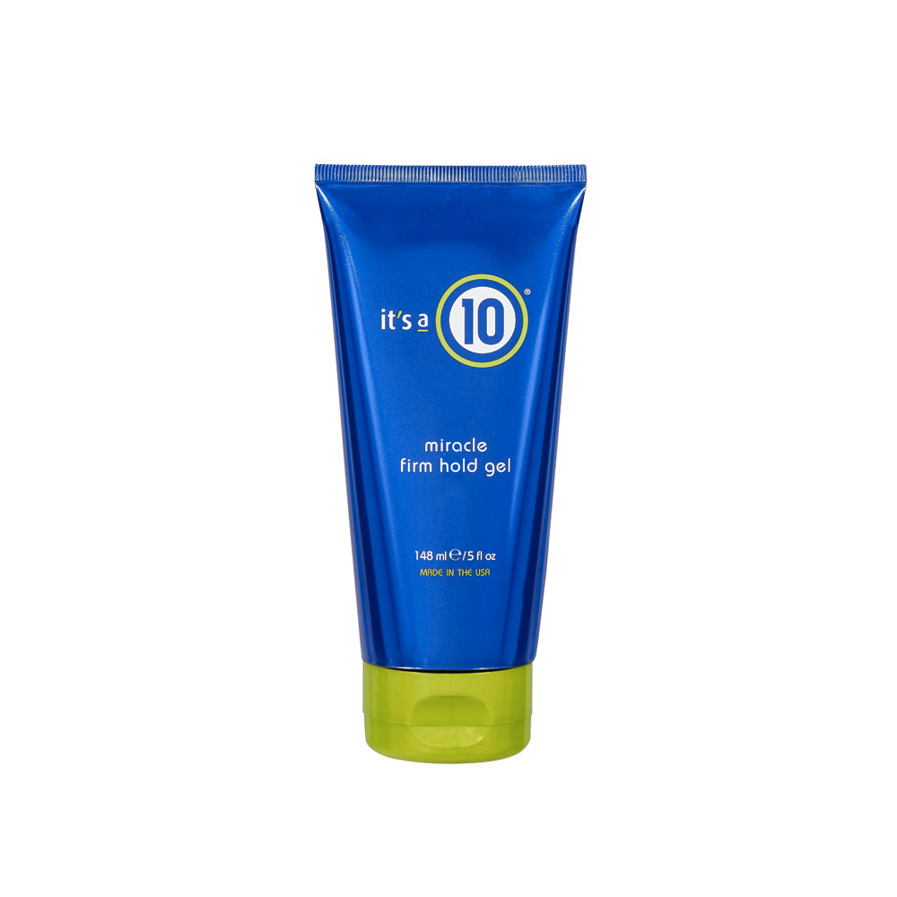 IT'S A 10 MIRACLE FIRM HOLD STYLING GEL - Ace Beauty Center
