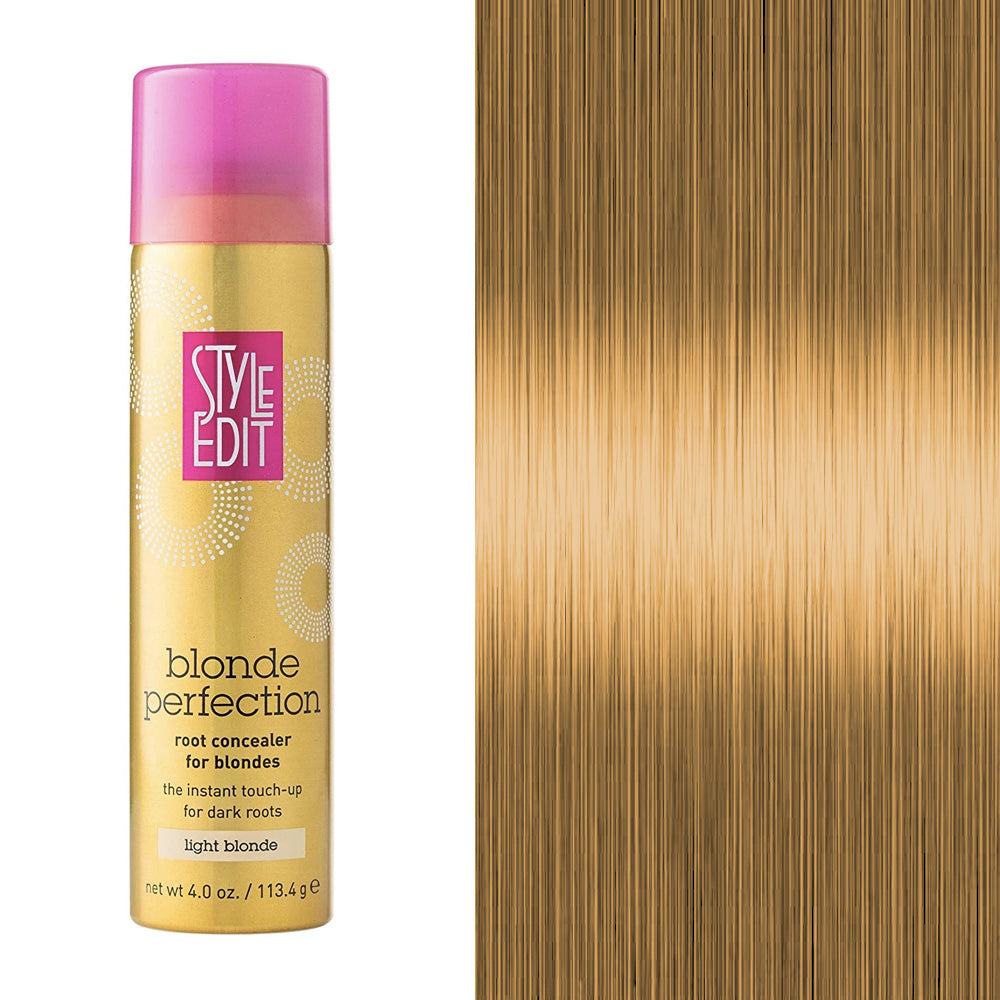 Style Edit Blond Perfection Root Concealer Touch Up Spray - Ace Beauty Center