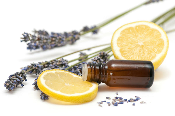 Certified Organic Essential Oils