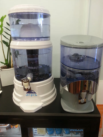 Comparing PiMag and ALPS Water Filters