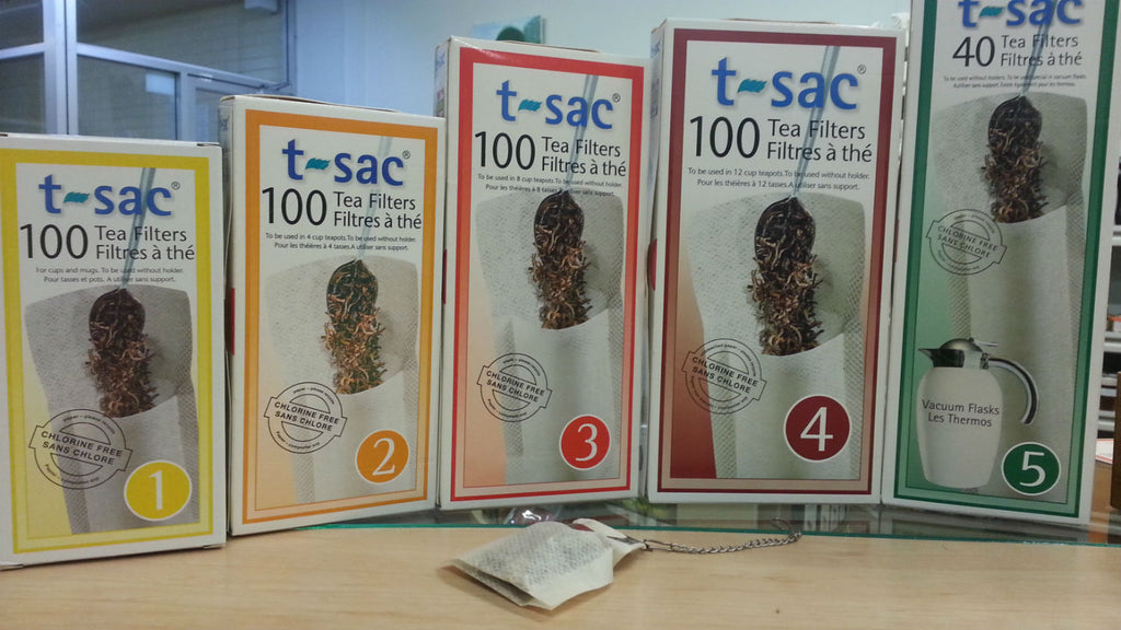 How to Use T-sac Tea Filters