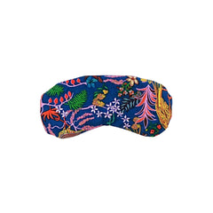 Herbal Eye Pillow Royal Blue Botanical