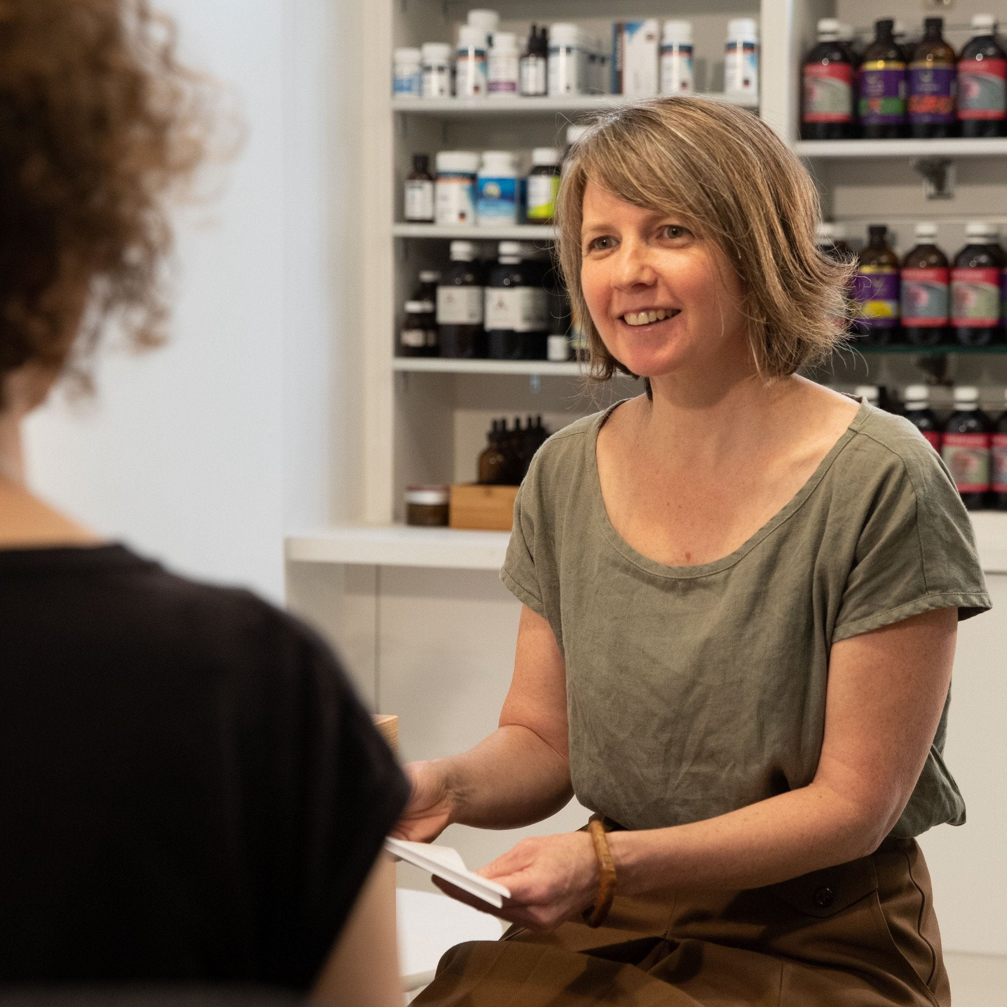 Naturopathic Consultation - First Appointment