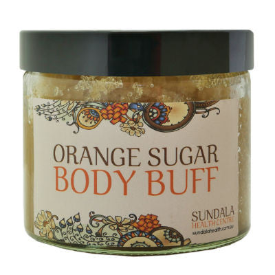 Orange Sugar Body Buff 250g