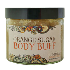 Sundala Health Orange Sugar Body Buff