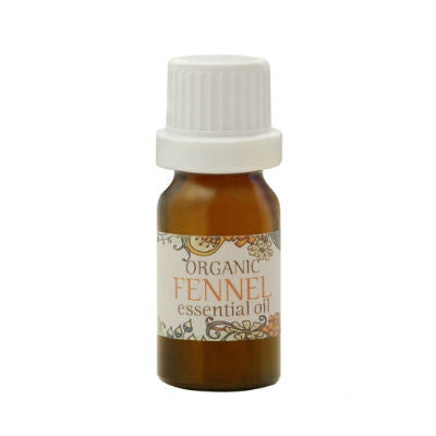 Organic Fennel Essential Oil 10mL