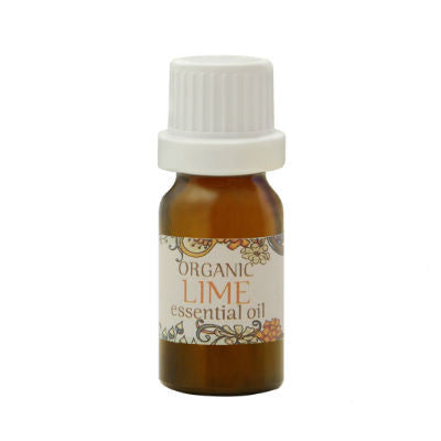 Organic Lime Essential Oil 10mL