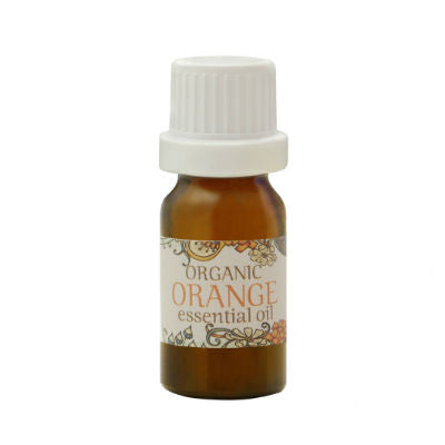 Organic Orange Essential Oil 10mL
