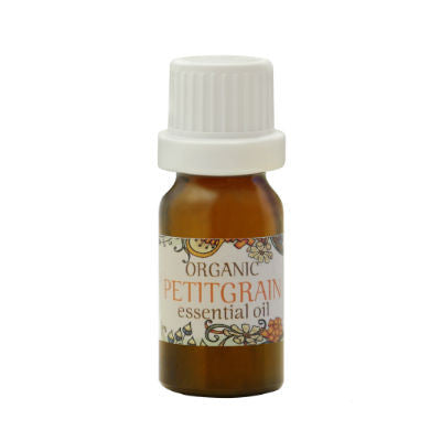 Organic Petitgrain Essential Oil 10mL
