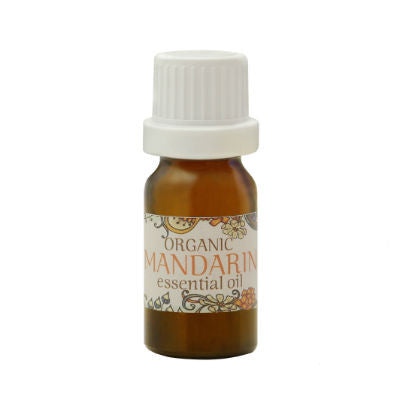 Organic Mandarin Essential Oil 10mL