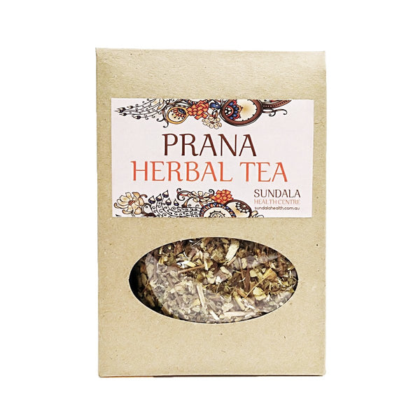 Sundala Health Prana Herbal Tea (Previously Healthy Lungs Tea)