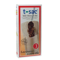 T-sac Tea Filters Size 3