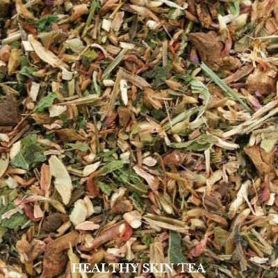 Herb Tea Blend - Healthy Skin Tea