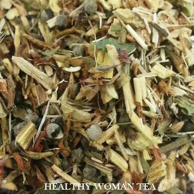 Herb Tea Blend - Healthy Woman Tea