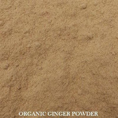 Herbal Powder - Organic Ginger Powder