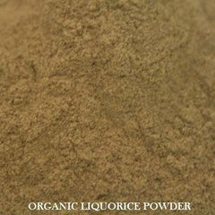 Herbal Powder - Organic Liquorice Root Powder