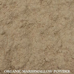 Herbal Powder - Organic Marshmallow Powder