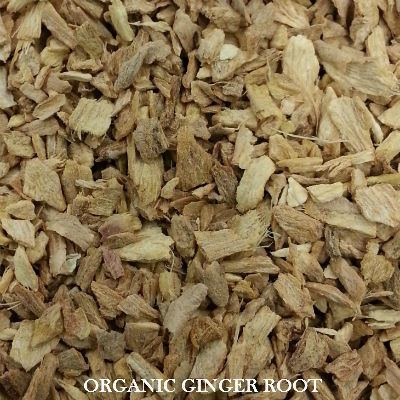 Organic Ginger Root 100g