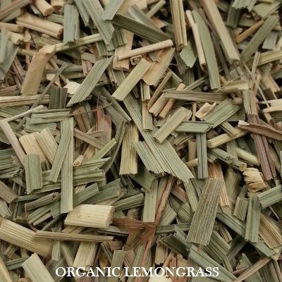 Herbal Tea - Organic Lemongrass