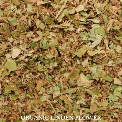 Herbal Tea - Organic Linden Flower