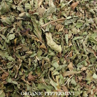 Organic Peppermint Tea 50g
