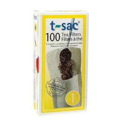 Tea Filter - T-Sac Tea Filters Size 1