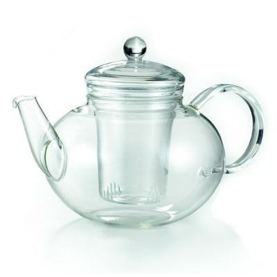 Clara Glass Teapot 600mL