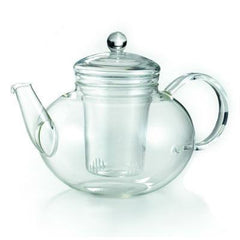 Teapot - Clara Glass Teapot 600mL