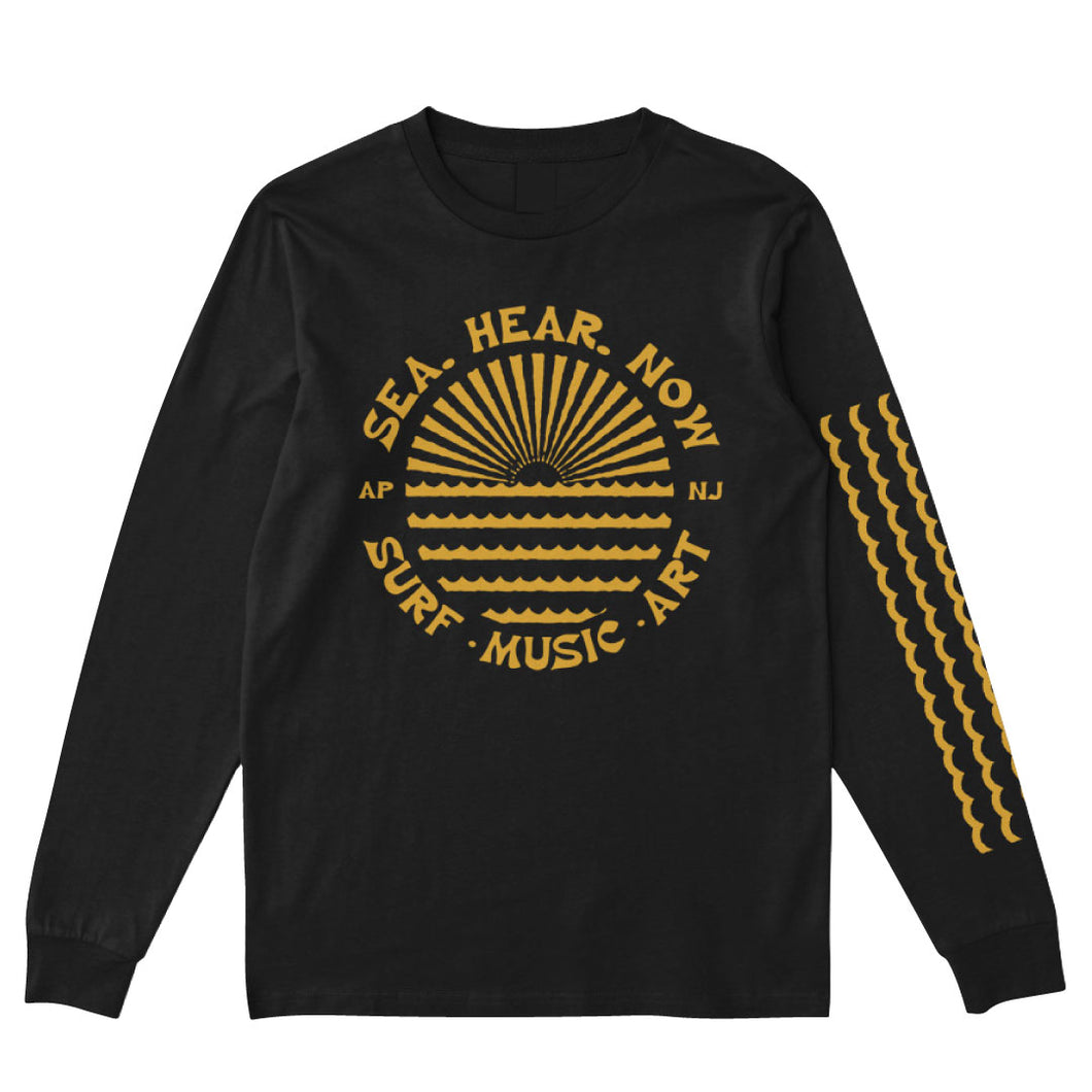 Sea & Sun Long-sleeve Tee
