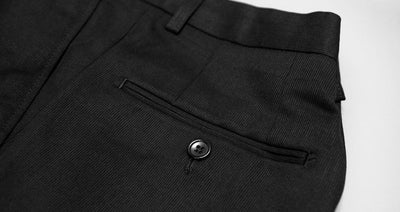 How to Iron Men's Suit Pants