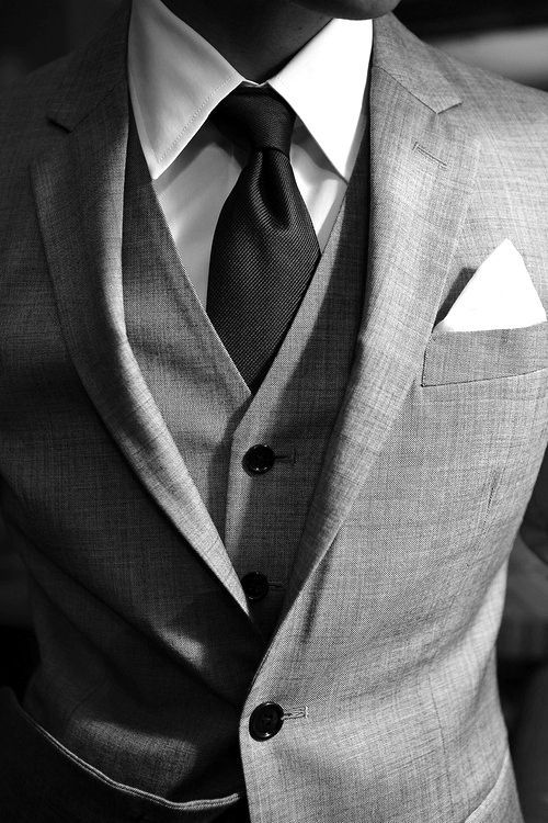 the tailored suit: classic American clothing