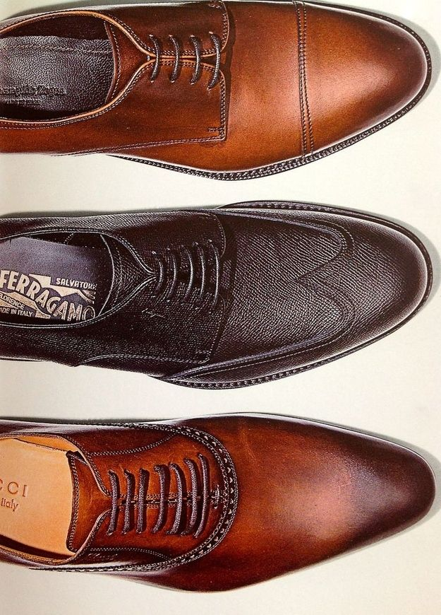 dress shoes are a style necessity