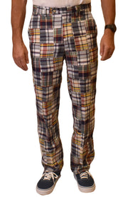 Patch Madras Pant