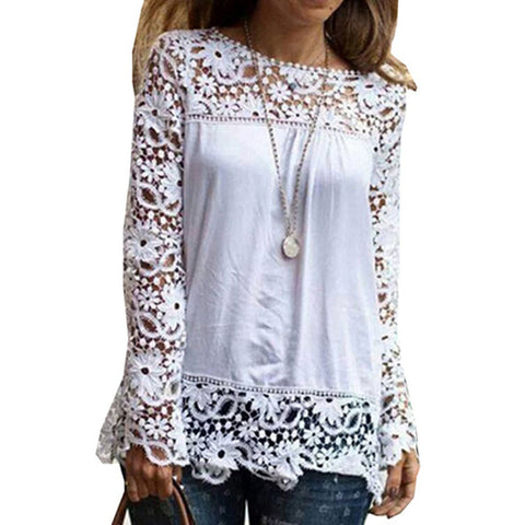 7XL Plus Size Tops Spring Summer White Blouses