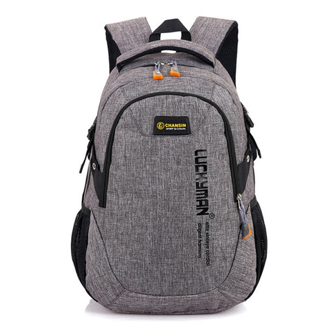 Canvas School Bags Backpack Kids Orthopedic Men Backpacks Children Schoolbags For Boys Girls School Backpack Male Bag WBS473