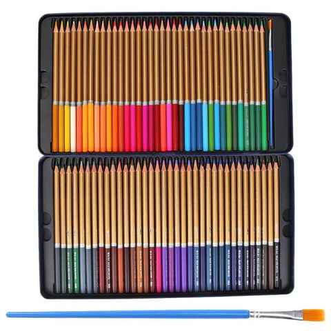 72 Colors Pencils