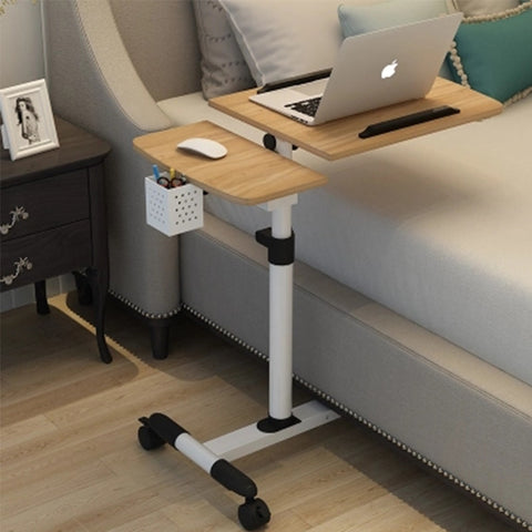 Foldable Computer Table Adjustable Portable Laptop Desk