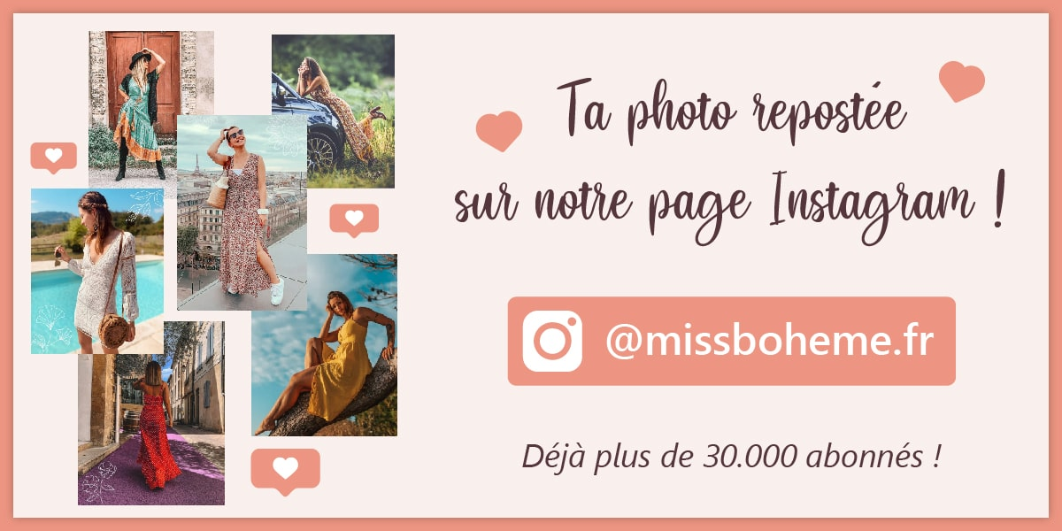 Miss Bohème Instagram