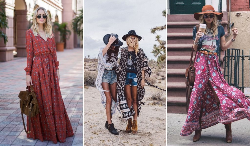 have the bohemian style