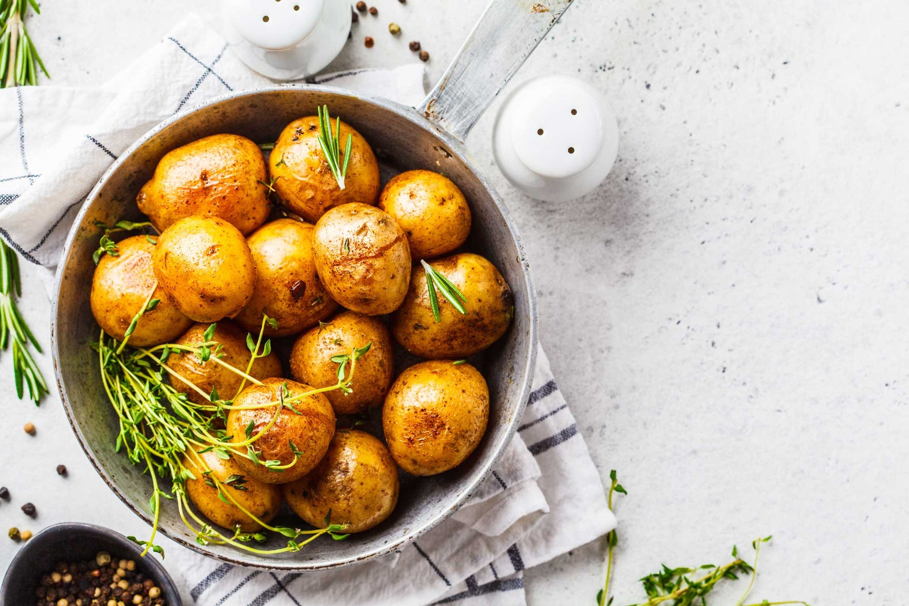 Salty Potatoes Recipe