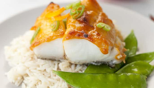 Baked Miso 'Butterfish'
