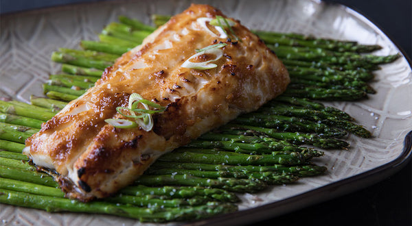 Dawn's Broiled Sablefish (Black Cod) Recipe