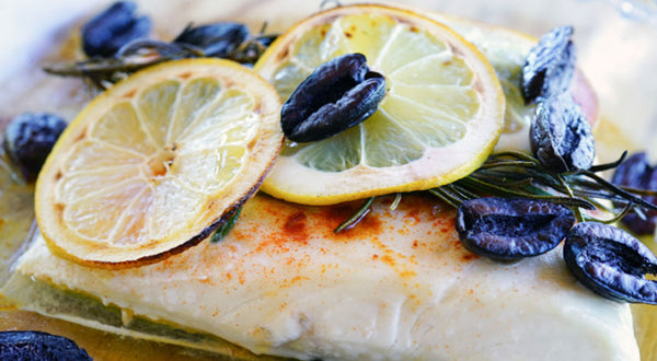 The Skeele's Baked Halibut Recipe