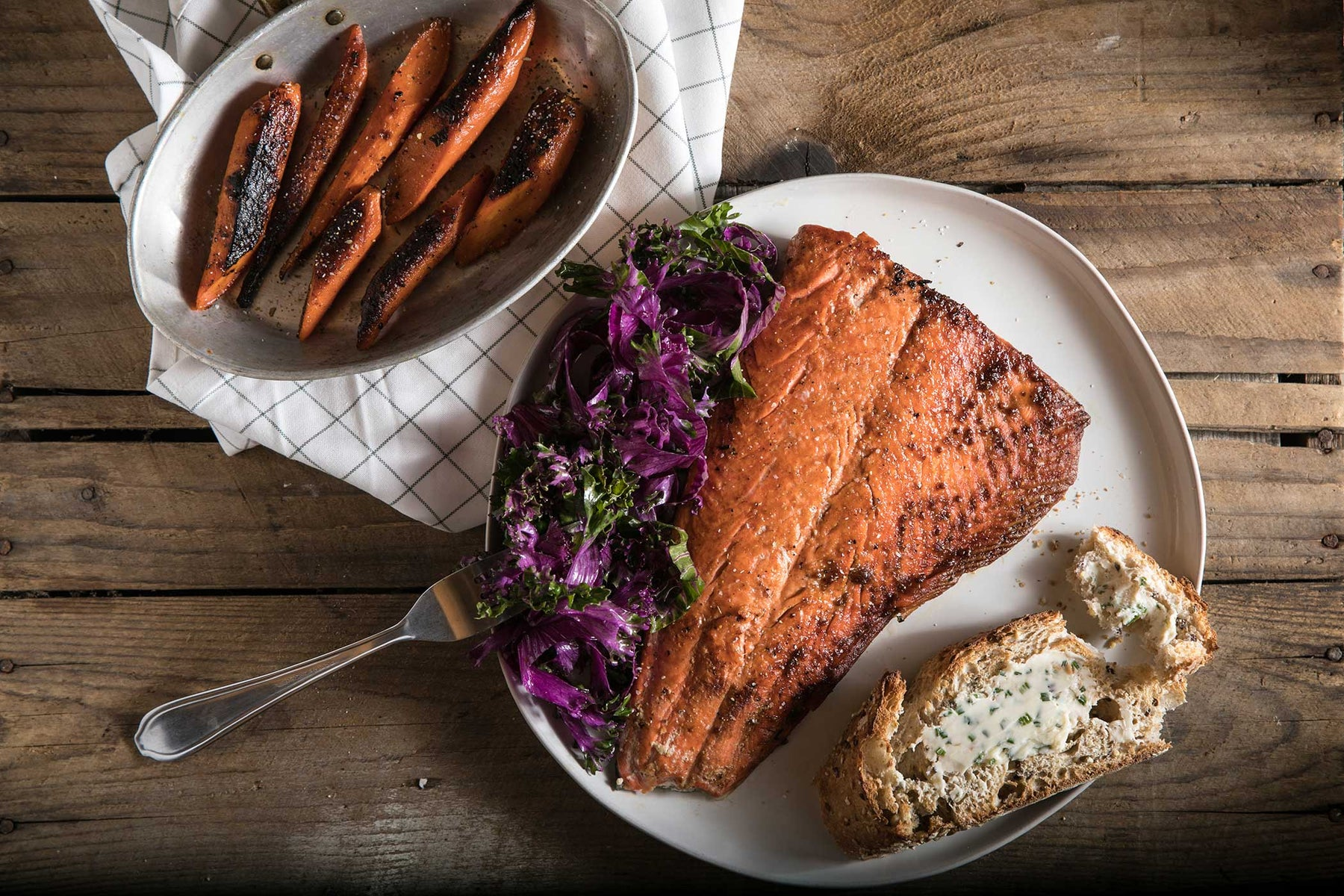 "Allrecipes Highlights Sitka Salmon Shares, Extols Virtue of ""Frozen"" Fish"
