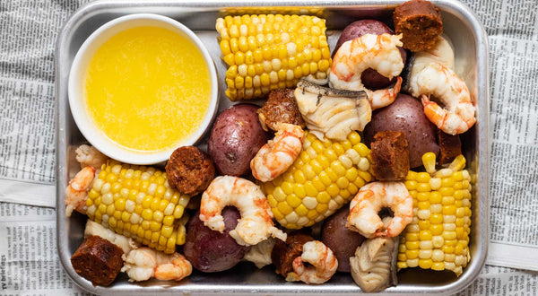 Gogebic Country Boil Recipe